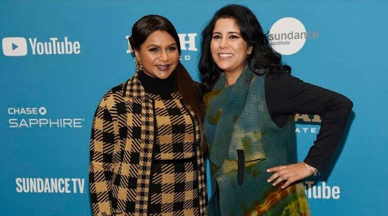 With A Record Acquisition Mindy Kaling S Late Night Is A Sundance Hit Entertainment News The Indian Express