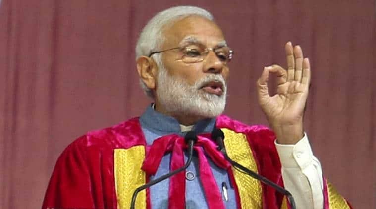 pm modi, pm modi speech, pm modi term, modi pm term, modi science, india science, indian science congress, india news, latest news, indian express