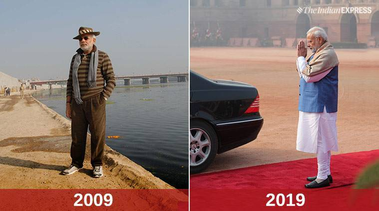 10 year challenge, narendra modi, viral kohli, ms dhoni, manmohan singh, politician 10 year challenge, viral news, indian express, india news
