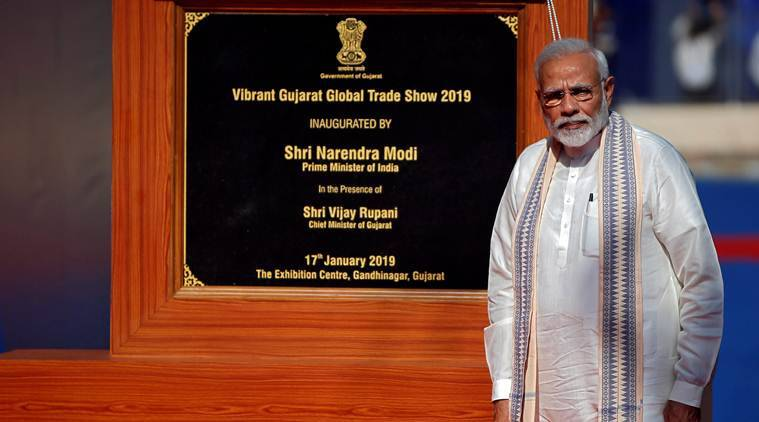 Only NDA govt showed courage to bring EWS quota, says PM Modi