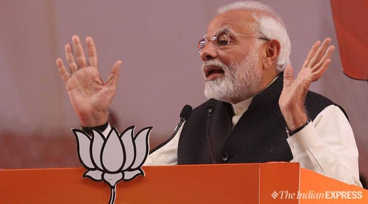 Pm Modi's Rally In Tamil Nadu Today, Farmers, Youths In Focus