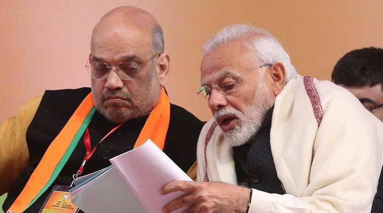 To Counter Opposition, Bjp Plans Series Of Up Events With Pm Modi, Amit Shah