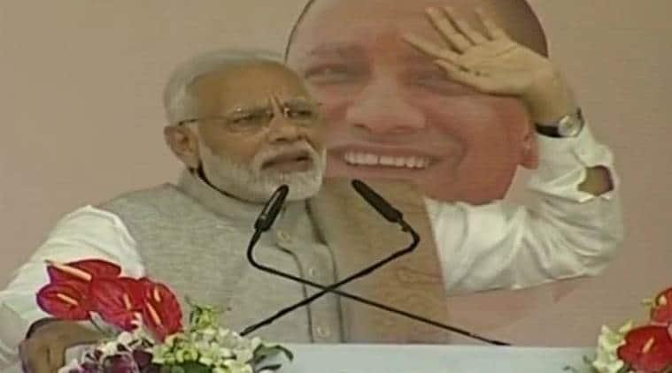 PM Modi in Agra
