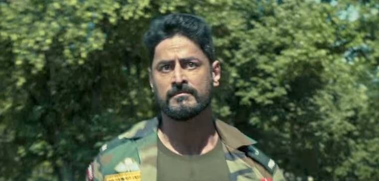 mohit raina in uri film