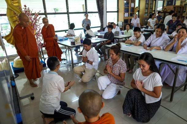The Wider Image: Thailand's rebel female Buddhist monks defy tradition