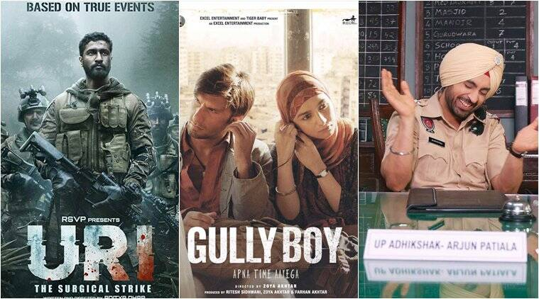 Upcoming Bollywood Movies 2019 Uri Gully Boy Bharat And Others