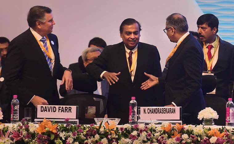 Lead movement to ensure India's data owned by Indians: Ambani to PM