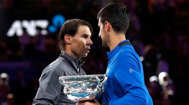 australian open, australian open 2019, novak djokovic vs rafael nadal, djokovic, nadal, australian open men's tennis, australian open men's tennis final, tennis news