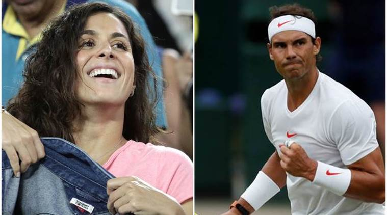 Tennis Superstar, Rafael Nadal set to Wednesday  Mery Perello after 14 years