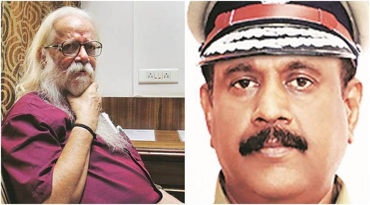 ISRO spy case, Nambi Narayanan, nambi narayanan espionage case, Karala police, Intelligence Bureau, Ready to Fire, Arun Ram, Indian Express