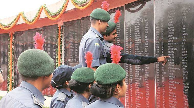 Want to don the uniform: NCC cadets in Chandigarh