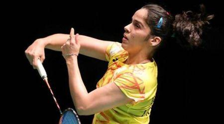 Saina Nehwal vs Carolina Marin Live Streaming Indonesia Masters final: Saina Nehwal takes on Carolina Marin. (File)