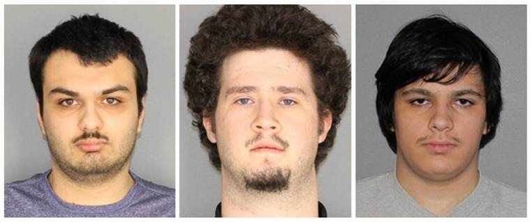 Four men arrested, charged in apparent terrorist plot against muslim community in upstate New York