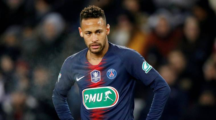 Neymar Already Looking To Extend His Contract With Psg