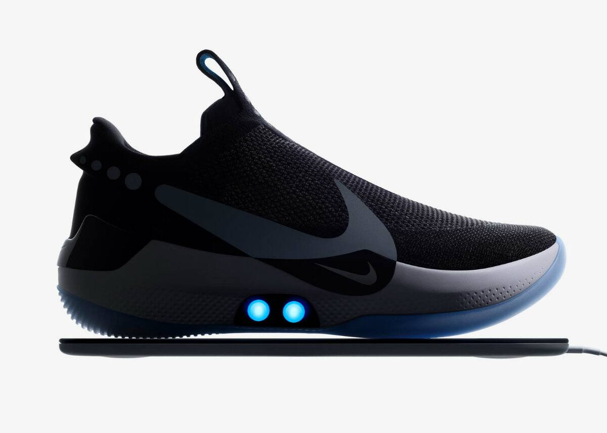 Nike Adapt is a smart sneaker that will