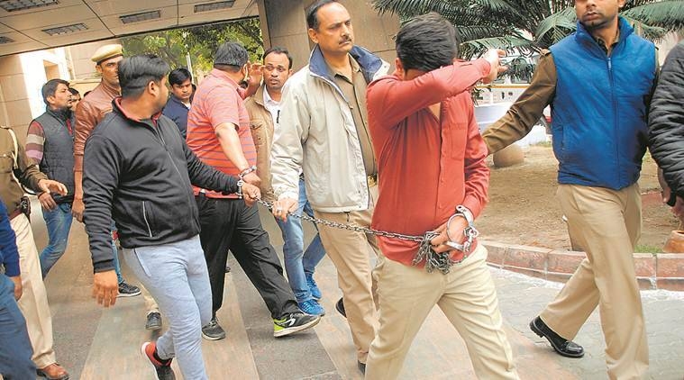 Accused of extortion, Noida SHO and 3 journalists held in police station raid