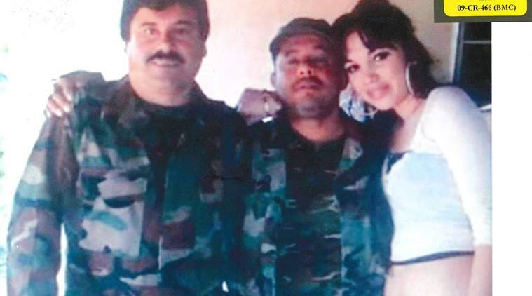 Bodyguards, maids, mistresses and enchiladas: Once-close aide tells of El Chapo's once-lush life