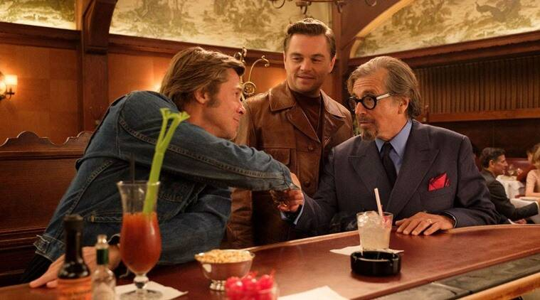 Once Upon a Time . . . in Hollywood new photos