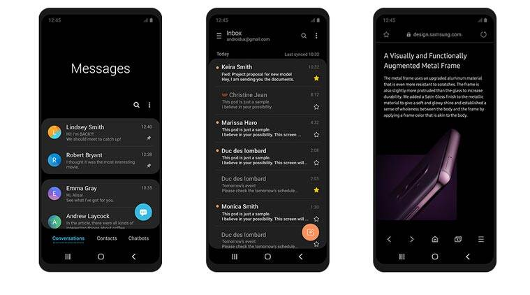 Samsung Galaxy S9, S9+ and Galaxy Note 9 get One UI based on Android Pie in India