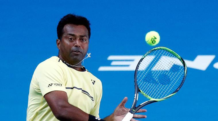 Leander Paes and Marcus Daniell out of Hall of Fame Open