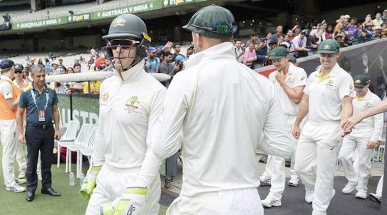 Australia's Kurtis Patterson earns late call-up for Sri Lanka Tests