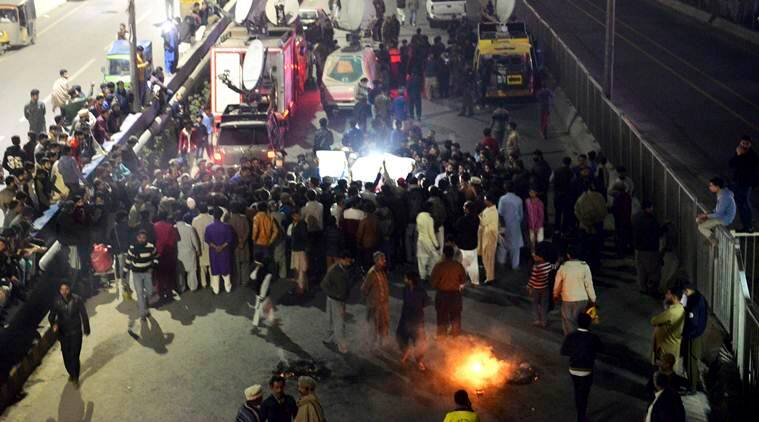 Protests in Pakistan as family killed in police 'encounter', PM Khan promises 'swift action'
