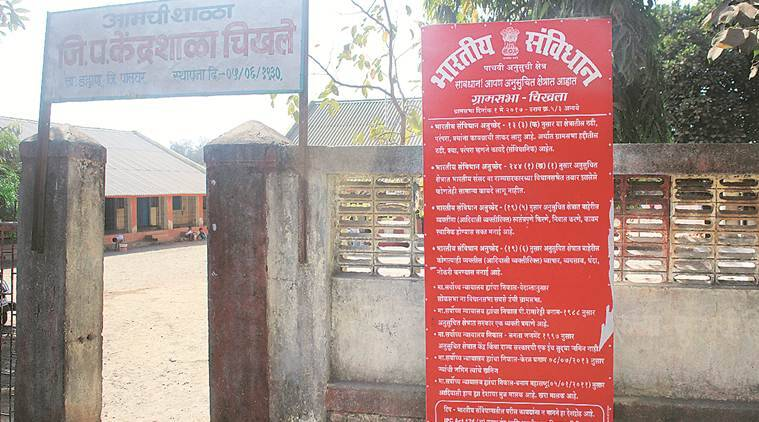 Patthalgarhi II in Maharashtra district: warning messages removed, probe on