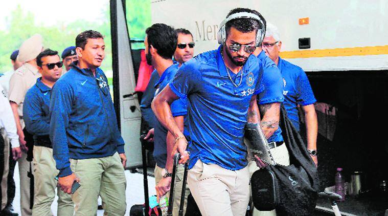 India vs Australia 1st ODI: At SCG, Hardik Pandya minus the swagger