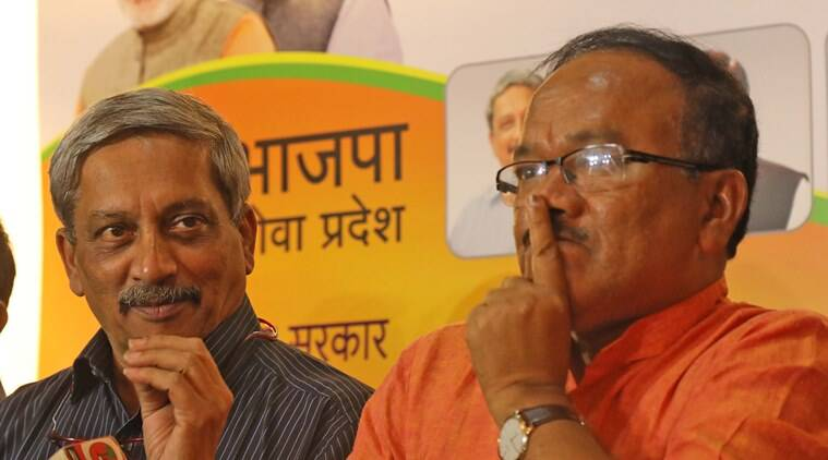 Former Goa CM Laxmikant Parsekar hints at defying BJP if not given bypoll ticket