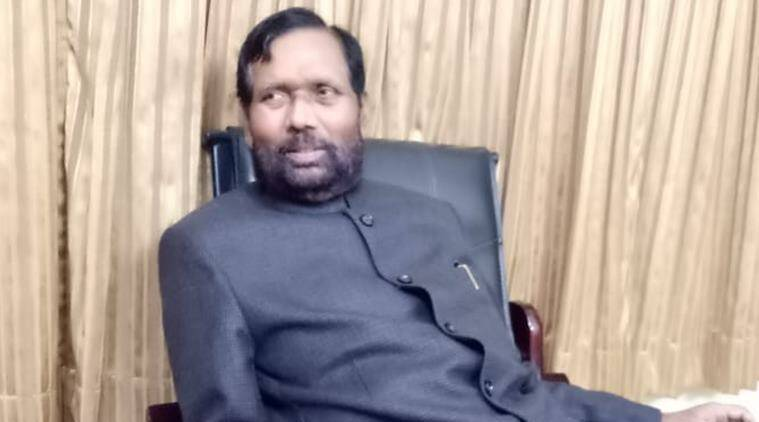 NDA was shaky but 10% quota has brought back confidence: Ram Vilas Paswan
