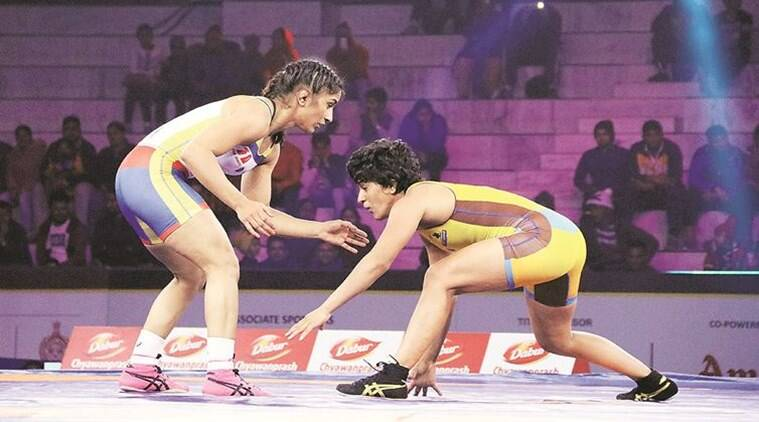 Vinesh Phogat first Indian to be nominated for Laureus award