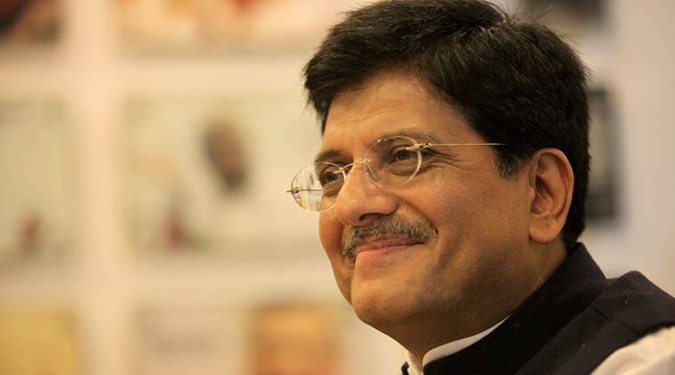 Piyush Goyal, real estate sector, real estate crisis, real estate prices, goods and services tax , GST council meeting, IL&FS debt, indian express