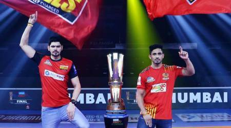 Gujarat Fortunegiants take on Bengaluru Bulls in the PKL 6 final
