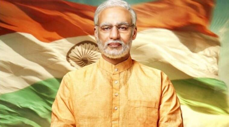 Vivek Oberoi's first look in and as Narendra Modi..