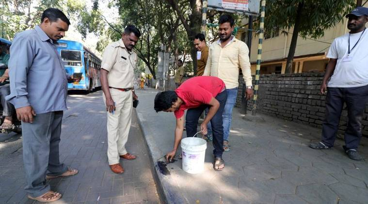 As Swachh Survekshan takes centrestage, PMC drive against spitting in public slows down