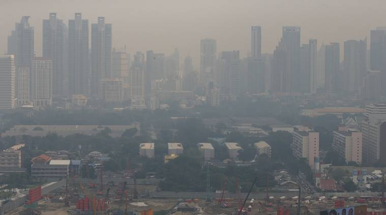britain, air pollution, air quality, poor air quality, who guidelines, world health organisation, environment, emissions, world news, indian express news