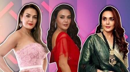 Preity Zinta, Preity Zinta birthday, happy birthday Preity Zinta, hbd Preity Zinta, Preity Zinta best looks, Preity Zinta style, Preity Zinta fashion, Preity Zinta red carpet, Preity Zinta updates, Preity Zinta latest news, Preity Zinta latest photos, Preity Zinta images, Preity Zinta pictures, celeb fashion, bollywood fashion, indian express, indian express news