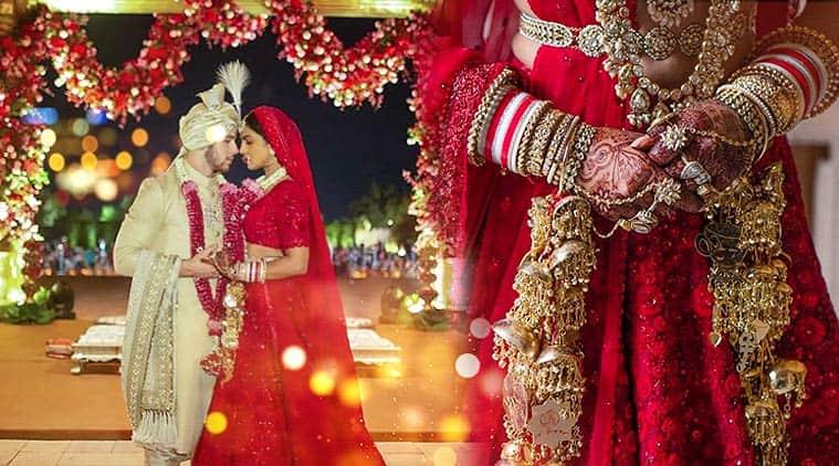 Priyanka Chopras Wedding Kalira Was Customised To Include These