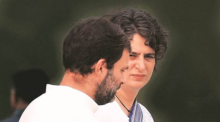 Priyanka Gandhi In Lucknow Live Updates: cong Leader Makes Twitter Debut Ahead Of Roadshow
