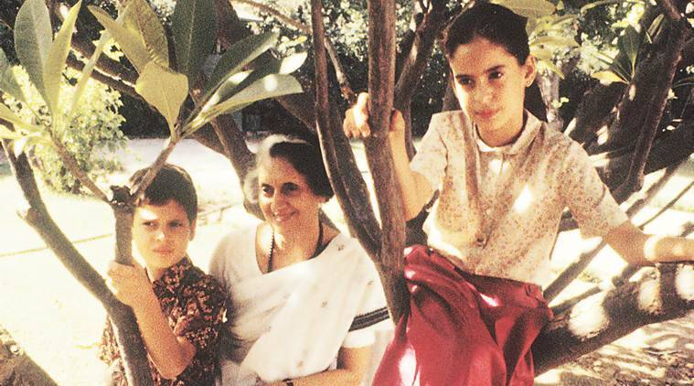 Priyanka in charge: On day one, decision yet to sink in outside family boroughs