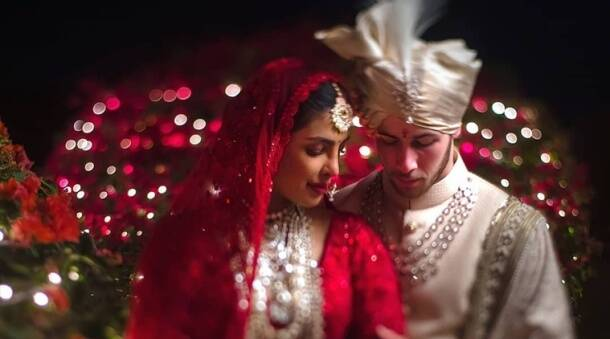 priyanka chopra nick jonas indian wedding