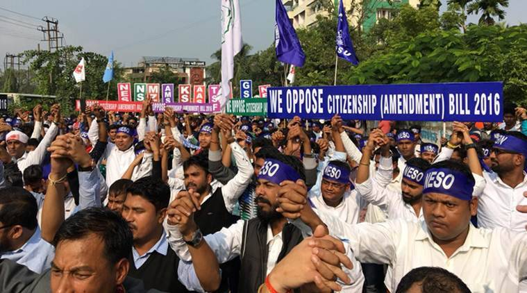 First time since Independence, northeast comes together for bandh over Citizenship Bill