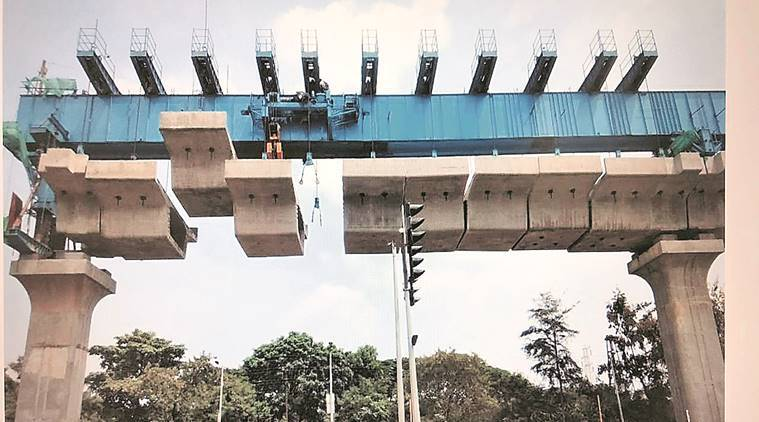As Pune tries to manage amid water shortage, Metro project seeks five lakh litres every day