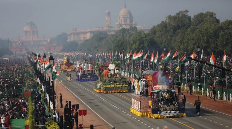 video of republic day parade 2019 highlights