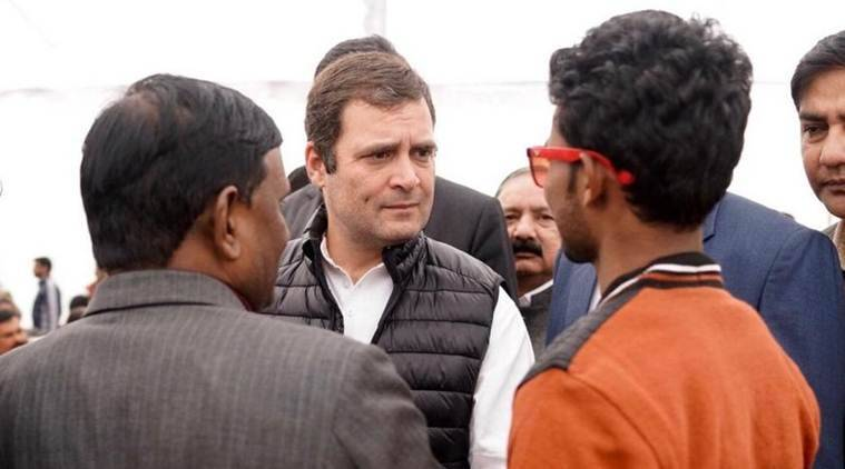 Congress to fight Lok Sabha polls with full strength, will win UP: Rahul Gandhi