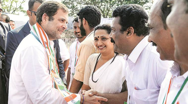 Parrikar stated he had nothing to do with Rafale 'new deal', Rahul tells party workers in Kerala
