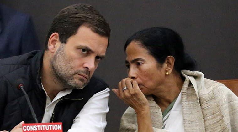 rahul gandhi, mamata banerjee, brigade rally, brigade meeting, kolkata news, indian express