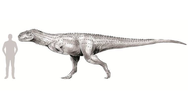 Brahma, dinosaurs, Vedas, Lord Brahma, Indian Science Congress, Rajasaurus, Panjab University, who discovered dinosaurs, ancient texts, science, Indian Express
