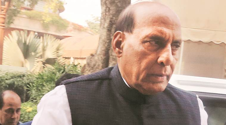Rajnath Singh to be chief guest at 13th Ramnath Goenka journalism awards