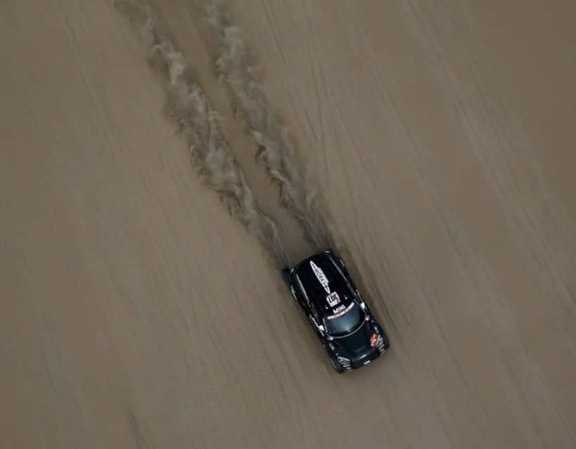 Rallying: The Dakar, a world of sand and solitude